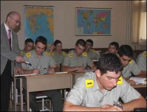Εισαγωγή στις στρατιωτικές σχολές