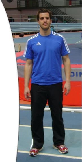 Υπεύθυνος προπονητής για αθλητική προετοιμασία υποψηφίων Αποστόλης Τζελέττας